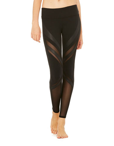 Alo Yoga Epic Leggings-BLACK-Medium 89019187_BLACK_Medium