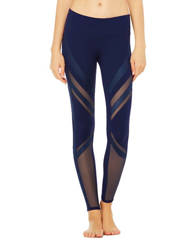 Alo Yoga Epic Leggings-NAVY-Small 89019190_NAVY_Small