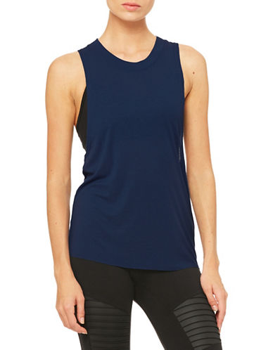 Alo Yoga Cut-Out Sleeve Tank Top 89984506