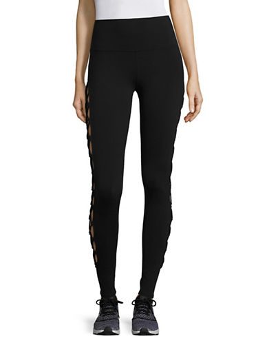 Alo Yoga Interlace Legging-BLACK-X-Small 89158095_BLACK_X-Small