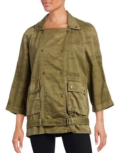Current Elliott Army Infantry Jacket-GREEN-X-Small 88641744_GREEN_X-Small