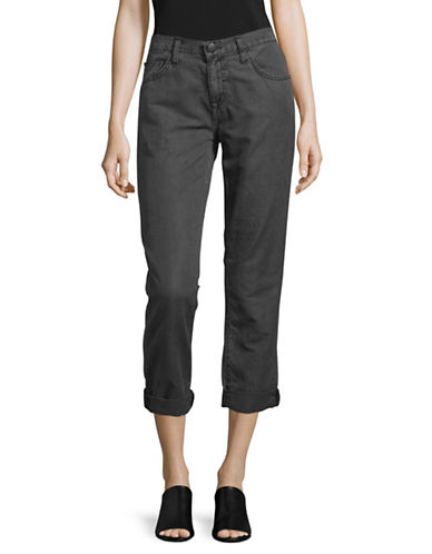Current Elliott Slim Boyfriend-Fit Jeans-GREY-28