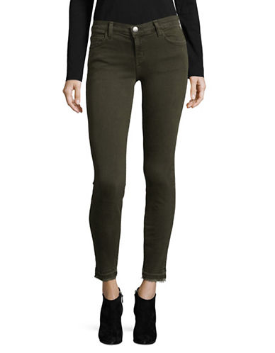 Current Elliott The Stiletto Skinny Jeans-FOREST NIGHT-28