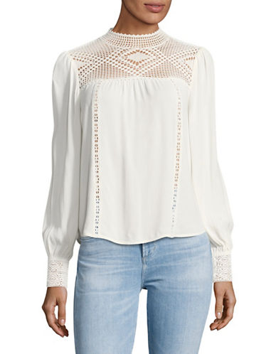 Joie Ilse Blouse-WHITE-Medium