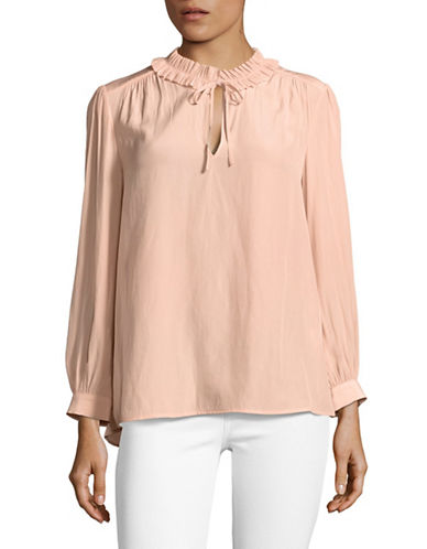 Joie Evangelene Blouse-PINK-Medium