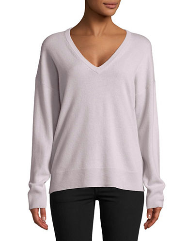 Equipment Lucinda Cashmere Sweater-VIOLET-Small