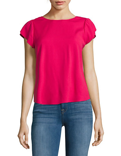 Joie Stellany Split Back Top-PINK-Small 89998036_PINK_Small
