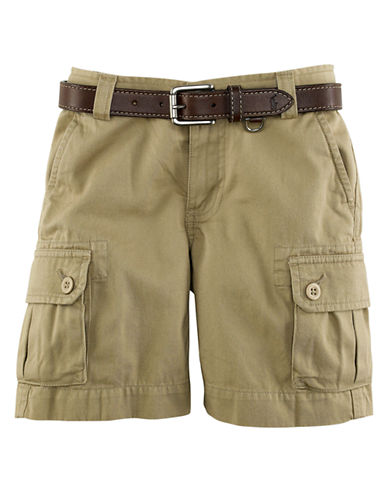 Ralph Lauren Childrenswear Gellar Short-KHAKI-8