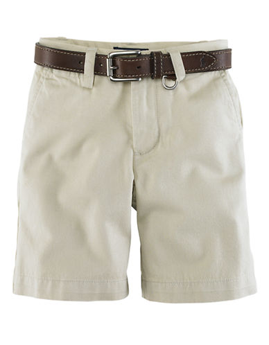 Ralph Lauren Childrenswear Prospect Shorts-BASIC SAND-4T