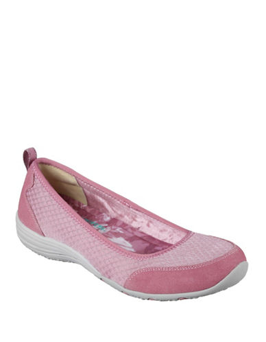 Skechers Womens Unity Slip-On Sneakers-PINK-9