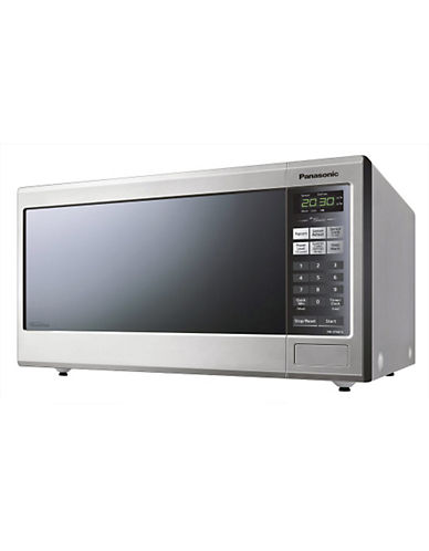 Panasonic 1.2 CU FT Microwave-SILVER-One Size