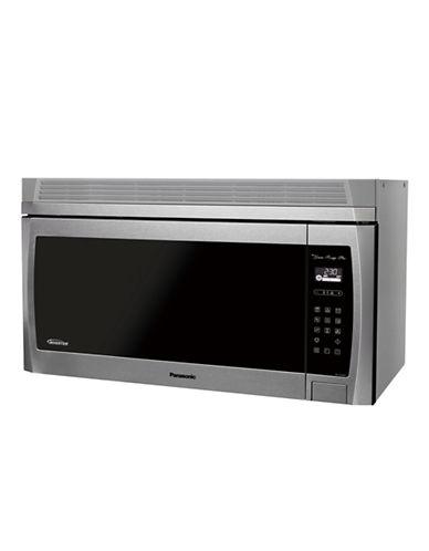 Panasonic Genius Prestige Plus Over The Range Microwave Oven