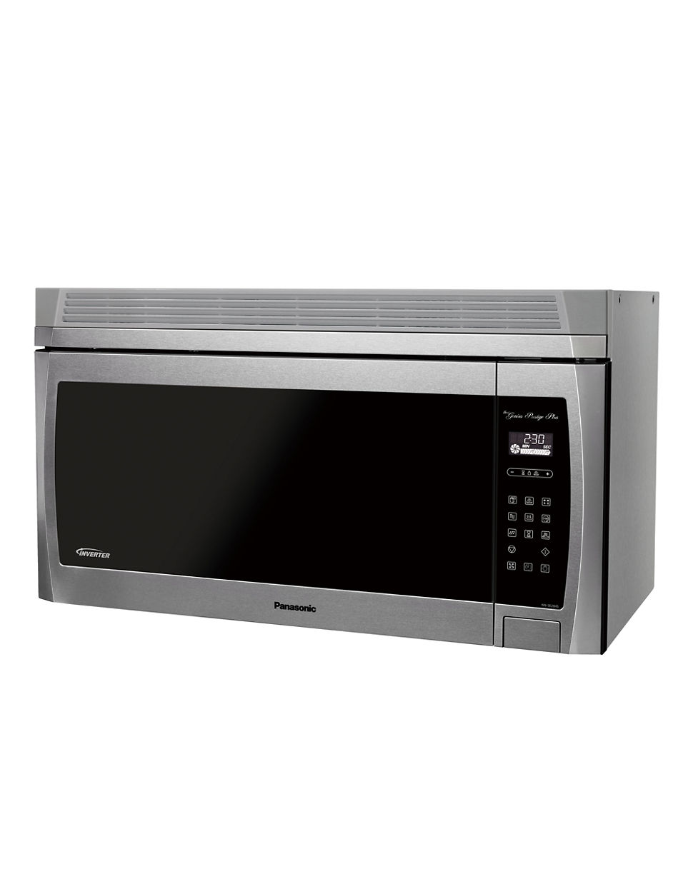 Genius Prestige Plus Over The Range Microwave Oven