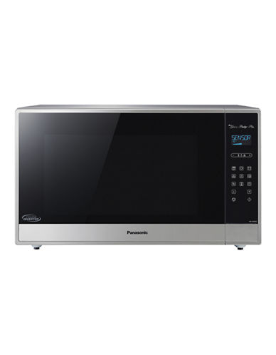 Panasonic 2.2 cu. ft. Cyclonic Wave Microwave Oven-STAINLESS STEEL-One Size