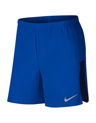 Nike Flex Running Shorts-BLUE-X-Large 89407400_BLUE_X-Large