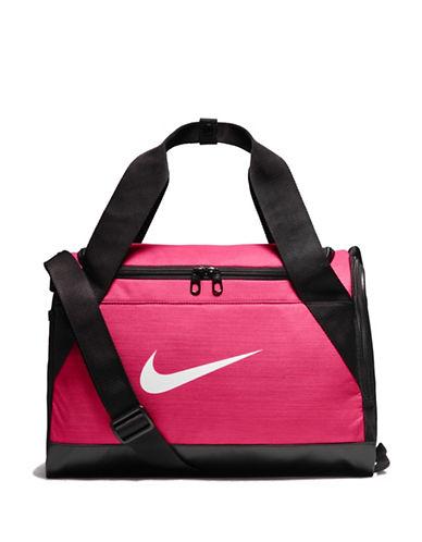 Nike Extra-Small Brasilia Duffel Bag-PINK-One Size