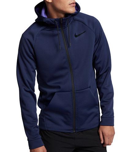 Nike Therma Sphere Training Jacket-BLUE-Large 89690744_BLUE_Large