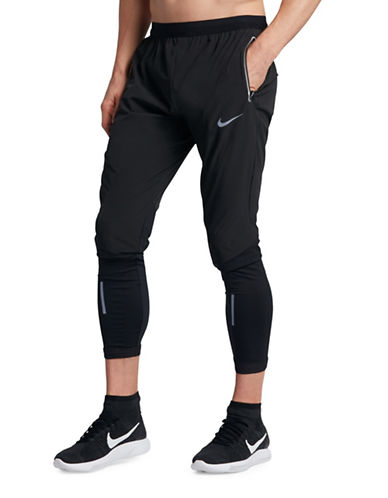 Nike Flex Swift Running Pants-BLACK-Large