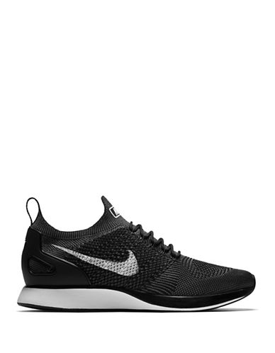 Nike Air Zoom Mariah Flyknit Racer Shoes-BLACK-8.5