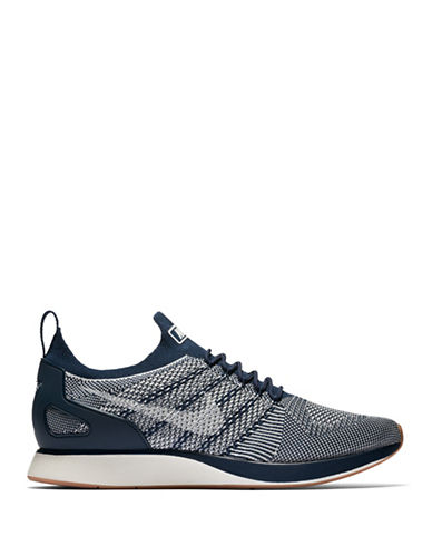 Nike Air Zoom Mariah Flyknit Racer Shoes-BLUE-8