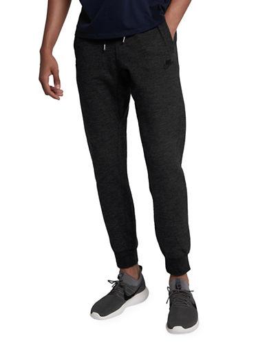 Nike Legacy Cotton Jogger Pants-BLACK-Small 89690590_BLACK_Small
