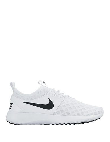 Nike Womens Juvenate Mesh Sneakers-WHITE-5