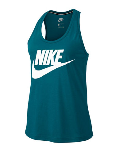 Nike Sportswear Essential Tank-BLUSTERY-X-Large 89414045_BLUSTERY_X-Large