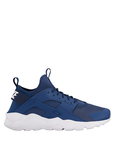Nike Air Huarache Run Ultra Sneakers-NAVY-10.5