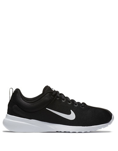 Nike Womens Superflyte Sneakers-BLACK-5.5