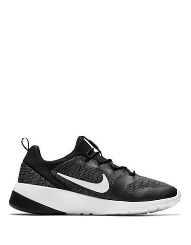 Nike Womens CK Racer Shoes-BLACK-5