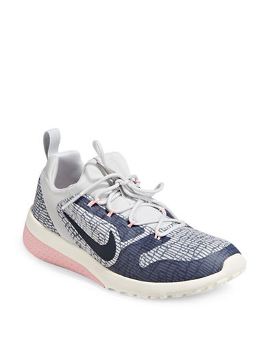 Nike Womens CK Racer Shoes-BLUE-8