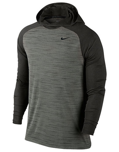 Nike Dri-FIT Touch Raglan Hoodie-GREY-Small 87688637_GREY_Small