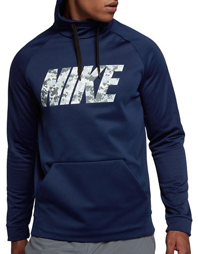Nike Therma Training Hoodie-BLUE-Medium 89690962_BLUE_Medium