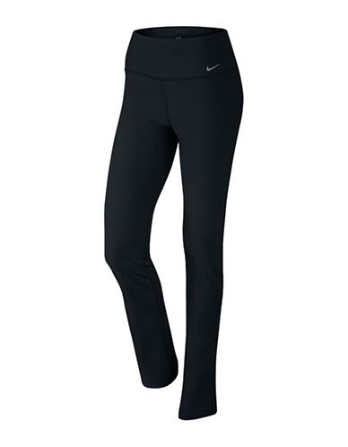 Nike Nike Legend Poly Skinny Pants-BLACK-Small 88565197_BLACK_Small