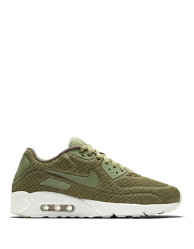 Nike Mens Air Max 90 Ultra 2.0 Breathe Sneakers-BROWN-10
