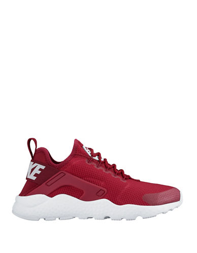 Nike Air Huarache Sneakers-RED-6 88551134_RED_6