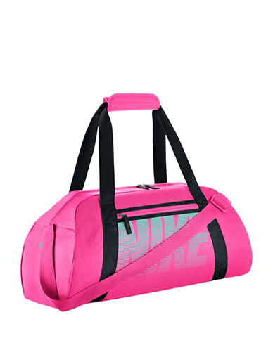 Nike Durable Duffle Bag-PINK-One Size