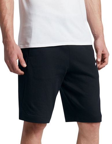 Nike Sportswear Modern Shorts-BLACK-Small