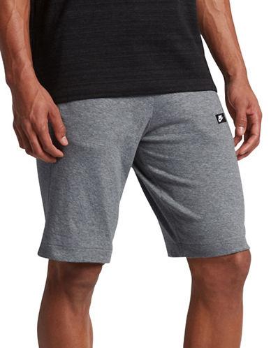 Nike Sportswear Modern Shorts-GREY-Large 89573408_GREY_Large