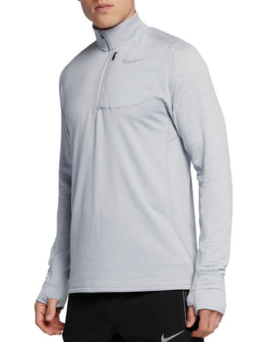 Nike Therma Sphere Element Running Top-GREY-Large 89848065_GREY_Large
