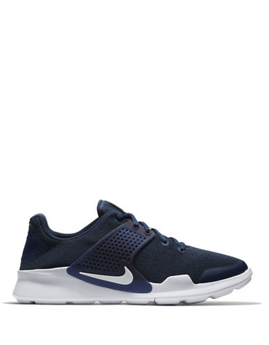 Nike Arrowz Athletic Shoes-BLUE-9.5