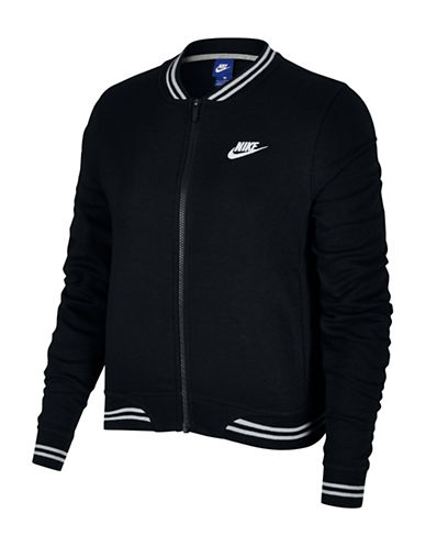 Nike Sportswear Full-Zip Jacket-BLACK-Medium 90018120_BLACK_Medium