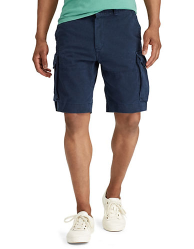 Polo Ralph Lauren Geller Cargo Shorts-AVIATOR NAVY-40