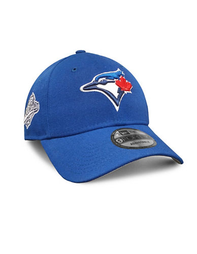 New Era Toronto Blue Jays Callout Team Adjustable 9FORTY Cap-ROYAL BLUE-One Size