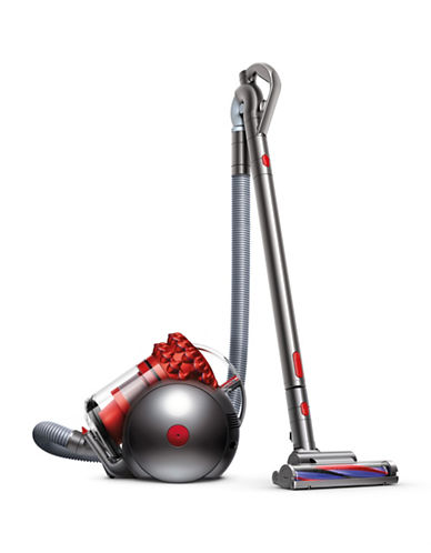 Dyson Big Ball Cinetic Multi Floor-SILVER-One Size