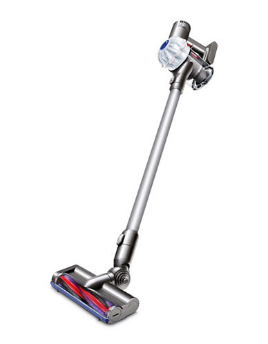 Dyson V6 Cord-Free Vacuum Cleaner-WHITE-One Size