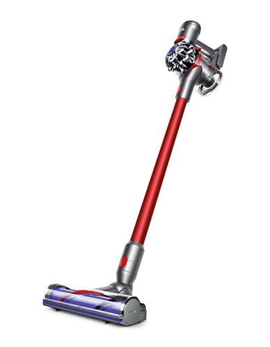 Dyson V7 Absolute Cord-Free Vacuum-RED-One Size