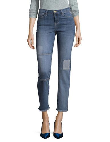 Tommy Hilfiger Patchwork Jeans-BLUE-2