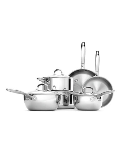 Oxo 10-Piece Stainless Steel Cookware set-NO COLOUR-10in
