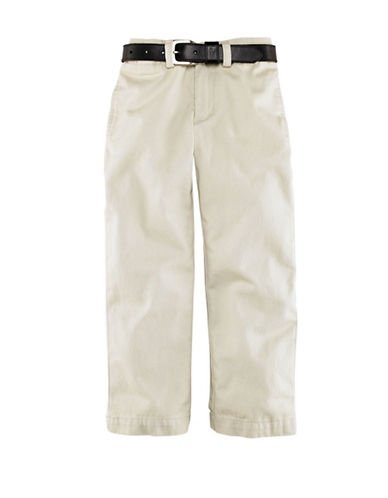 Ralph Lauren Childrenswear Suffield Pant-BEIGE-6